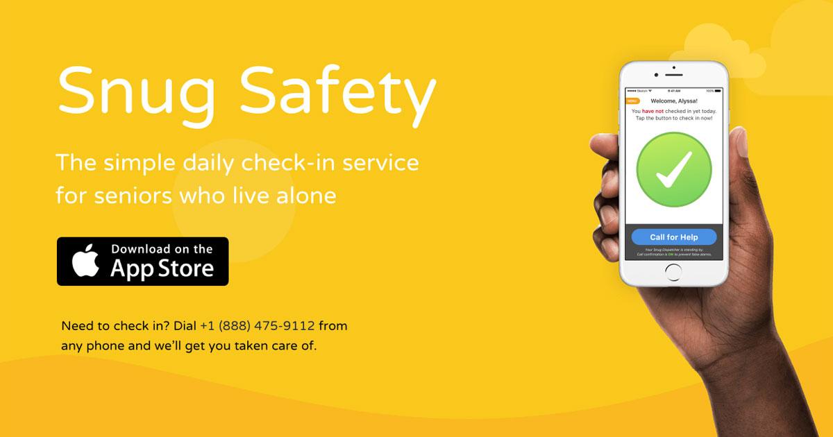 Snug Safety App