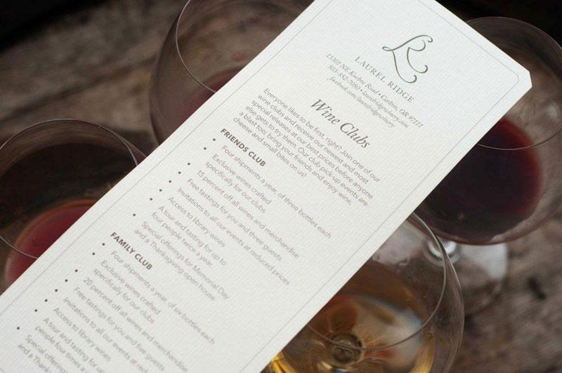 Laurel Ridge Winery