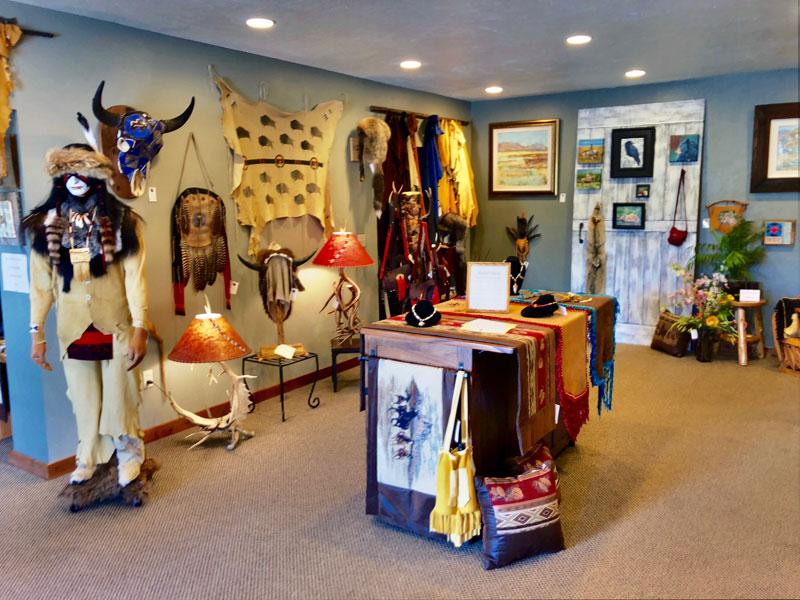 Buffalo Dance Design Gallery