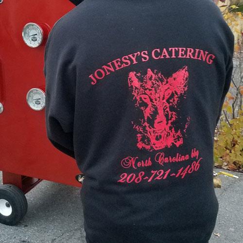 Smoke Over Baldy BBQ – Jonesy's Catering LLC