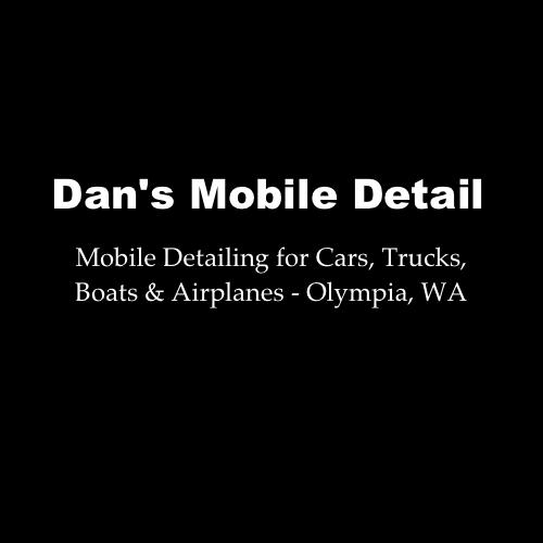 Dan's Mobile Detail